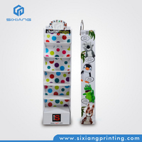 Special Design Nice and High Grade Promotion Display Rack for Service Equipment