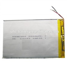 Android Tablet Replacement Battery 3000mAh for Tablet, E-book reader