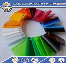 heat resistant lower price acrylic sheet 6mm
