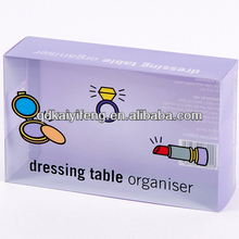 pvc cosmetic box for fashion and style trends