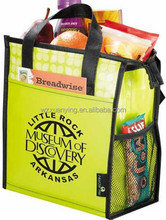 Shop Use Laminated Non Woven Tote Bag From Factory