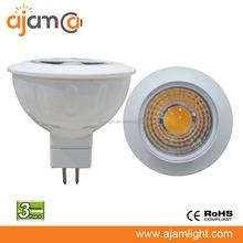 2015 New High Lumen Lamp Bulb Led Spotlight MR16 Dimmable Led