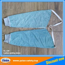 welding leather safety sleeves