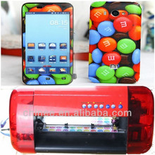 Daqin mobile cellphone Templates Software With Diy Cell Phone Sticker Cutting Plotter Machine
