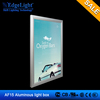 NEW Edgelight AF15 aluminous frame clip type Double sides hanging led light box