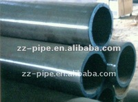 Black Steel Pipe 20# 16Mn Q195 Q345 Straight Seam Steel Pipe in China