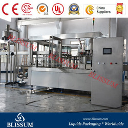 Automatic small scale bottle mineral water filling plant cost