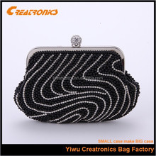 Wholesale products magazine clutch purse