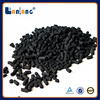 Extruded activated carbon for recovery of solvent