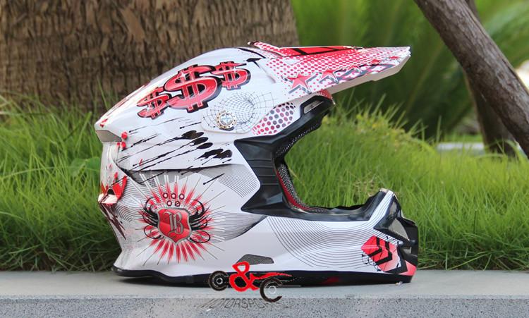 free shipping bmx motocicleta moto cross adult casco casque capacete motorcycle helmet dirt bike off road motocross helmets