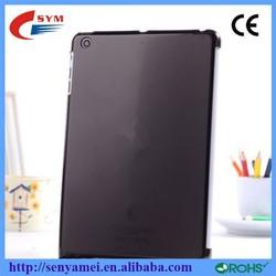 Wholesale Ultra Thin Crystal Plastic Hard Case For iPad Mini,Back Cover For Apple iPad Mini