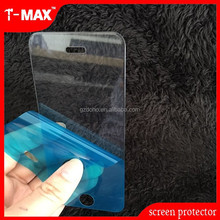 2.5D Curved edge 0.3mm Ultra slim for ipod touch 5 tempered glass screen protector with good price