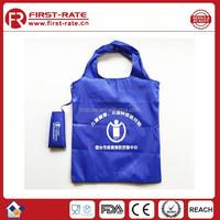 FR-SY167 eco-friendly nylon folding cheap shopping bag