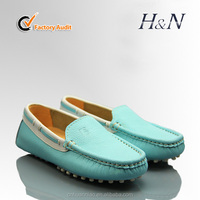 Good quality Leather Brand child shoes