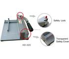 Chinês novos produtos cortador de papel guilhotina produtos feitos na china