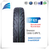 SGS DOT china car tyres for motorcycle tire in size 2.50-14 for tyres made in china in anhui