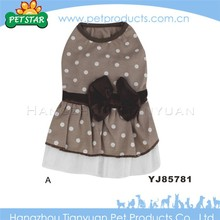 Directly Provide New Style Dog Clothes Dress