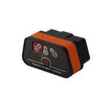 OBD2 Diagnostic Scanner The Newest Vgate iCar 2 WIFI Version ELM327 OBD2 Code Reader iCar2 For Android/ IOS/PC