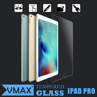 Trade assurance For Tablet pc iPad Pro tampered glass screen protector / Premium 12.9'' tempered glass screen protector