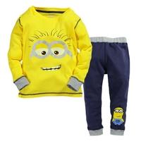 children christmas clothing 2pcs set baby pajamas