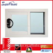 nuevo estilo caliente de la venta de china hizo ventana corredera de aluminio
