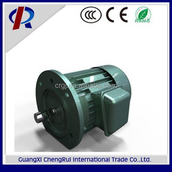 IE3 efficiency 4kw three phase induction motor price for water pump