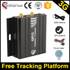Startrack SIM Card Tracking Smart 3g Vehicle GPS Tracker with Mobile APP Voice Fuel Level Monitor