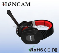 China Wholesale Price 2.4g Headset for TV PC Home Video Games with Microphone Fashionable 2015