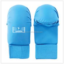 PU Leather Trainning Karate Gloves