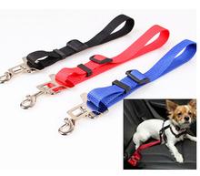 Wholesale New 5 Colors Durable Pet Dog Car Travel Safety Clip Leash Seat Belt