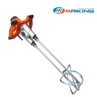 1400W HM-1503C Two Paddle Electric Hand Mixer tools for paint