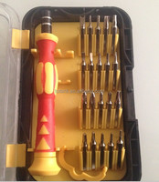 20 in 1 Screwdriver Kit Tool Set Repair tools Kits Precision telecommunication hand tools Screw driver for Moble Phone computer
