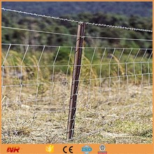 Hot Sale Electric Galvanized Field Iron Wire Cattle Mesh Fence