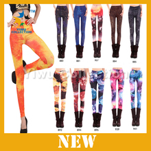 xxx usa sexy ladies leggings sex photo women jeans,Leggings fabic,2014 Fashion custom Printed Women Leggings