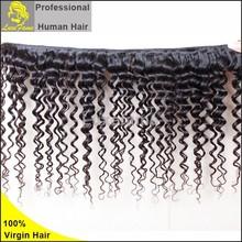 factory price cheaper weight 3.5 oz/pc 100% pure virgin deep wave peruvian hair