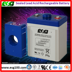 Deep Cycle Batteries 2V 100ah VRLA AGM battery for Solar system