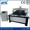 low cost cnc plasma cutting machine with1300*2500mm size for stainless steel,iron, carbon steel cutting
