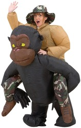 The King Kong of Inflatable costumes