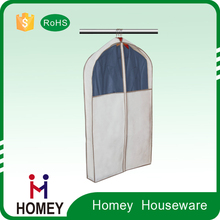 Hot Sales Exceptional Quality Customized Travel Hanging Suit Cover