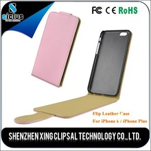 New Design for iPhone 6 full Cover Leather Case with cheap price high quality from china supplier