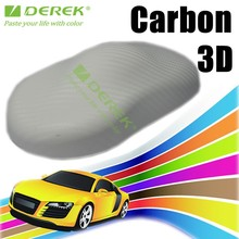 auto carbon fiber car wrap vinyl film/carbon fiber vinyl wrap Type and PVC Material carbon fiber