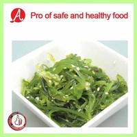 High-quality frozen seasoning seaweed salad