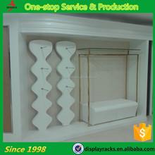 Department store modern and popular shop display design, display hook stands, floor display rack