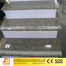 Natural Polished Chinese Granite Steps