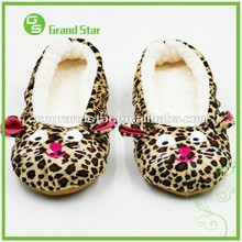 Cute Winter Very Warm Lady Ballet indoor Warm Slipper Shoes