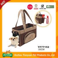 Simple Design Wholesale Canvas Dog Carrier