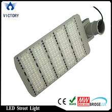 high quality 180w watt street led lamp led street light with aluminum alloy housing and bridgelux chip