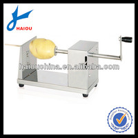 H001 Stainless Steel twist potato spiral cutter