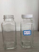 250ml hot seller french fresh glass beverage bottle 8oz