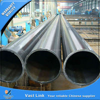 plumbing work pipes stainless steel material tube for water transport
